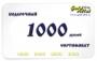 Подарочный сертификат - 1000